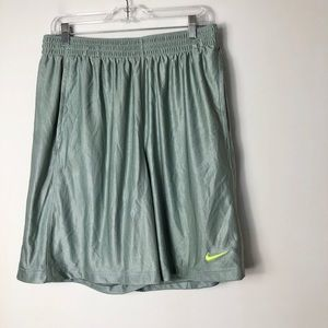 Nike men's basketball athletic shorts